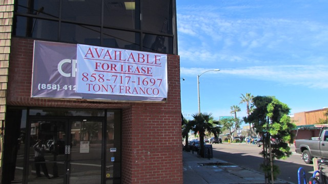 Tony Franco Realty Space Available