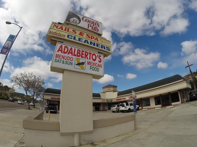 Tony Mexican Food Point Loma